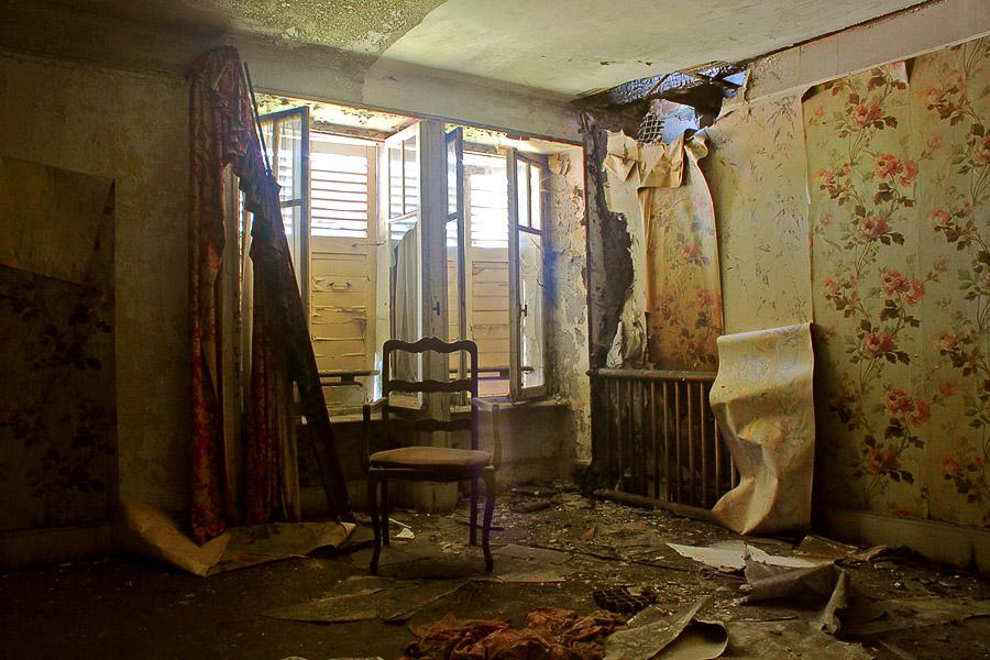 abandoned hotel #5 by leChatdeChester
