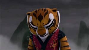 Tigress sad over Po's death