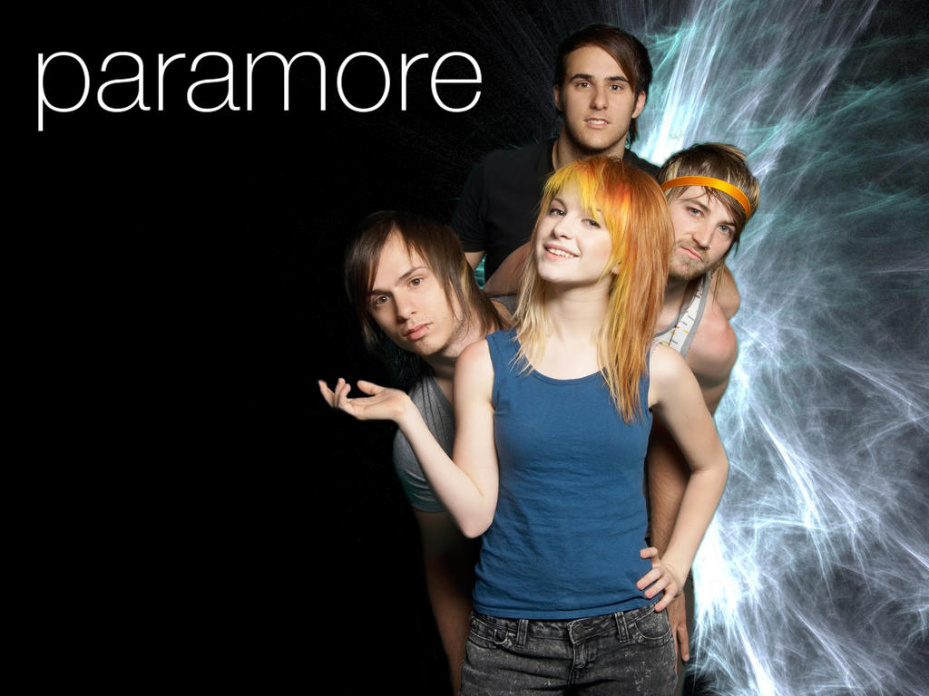 Paramore Wallpaper By Evanepica