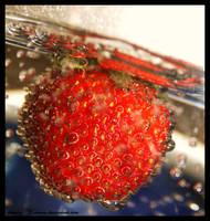 Strawberry Explosion II by peachez-N-cream