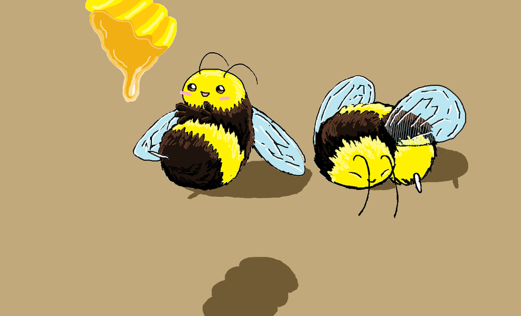Image result for cute bees