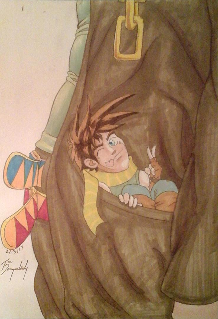 Pocket Joseph by DragonLindy