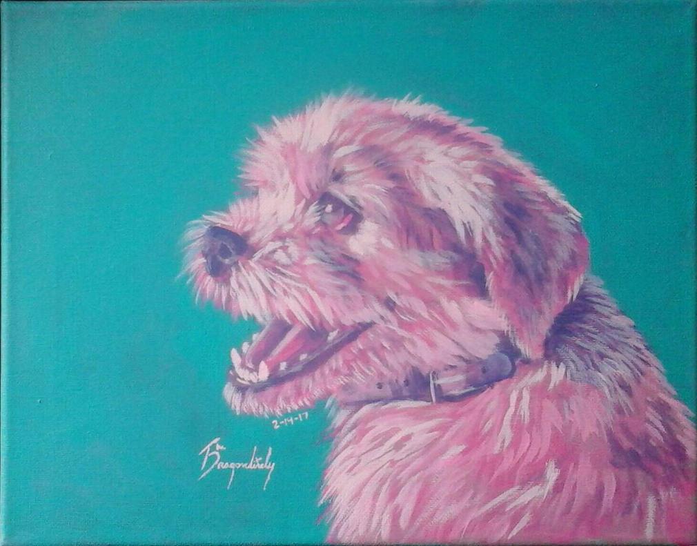 Tonal Dog by DragonLindy