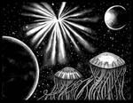 Astral Jellyfish Heaven