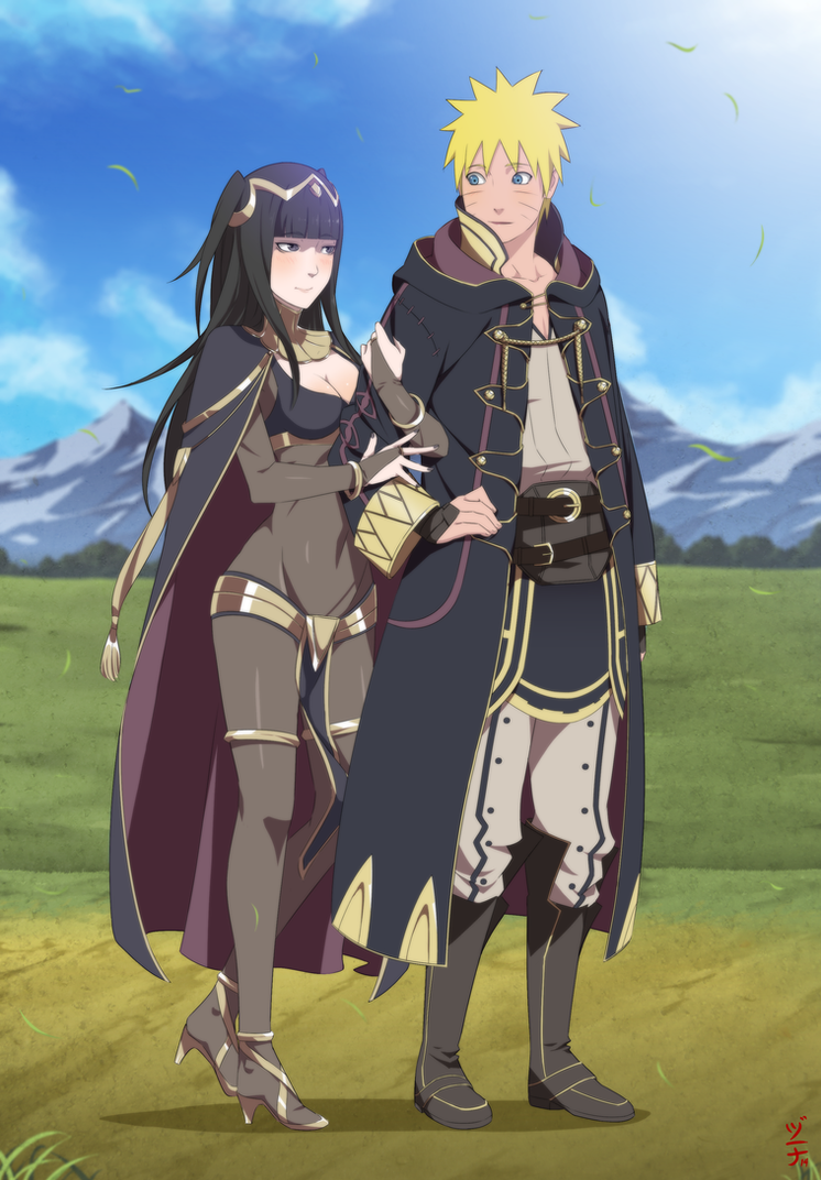 Commission - Naruto x Tharja by dannex009