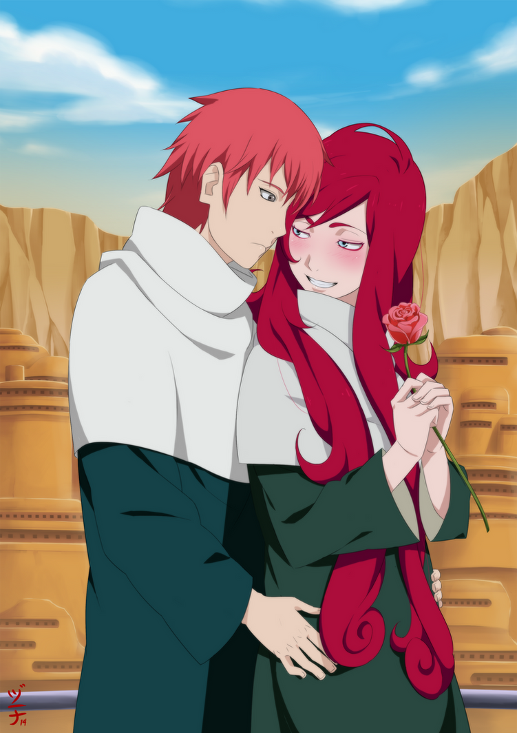 Commission - Na... Sasori Fanfic