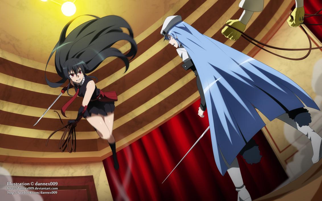 Akame ga Kill! - Kill the Invitation 7/9 by dannex009