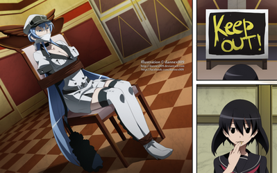 Akame ga Kill! - Kill the Invitation 9/9