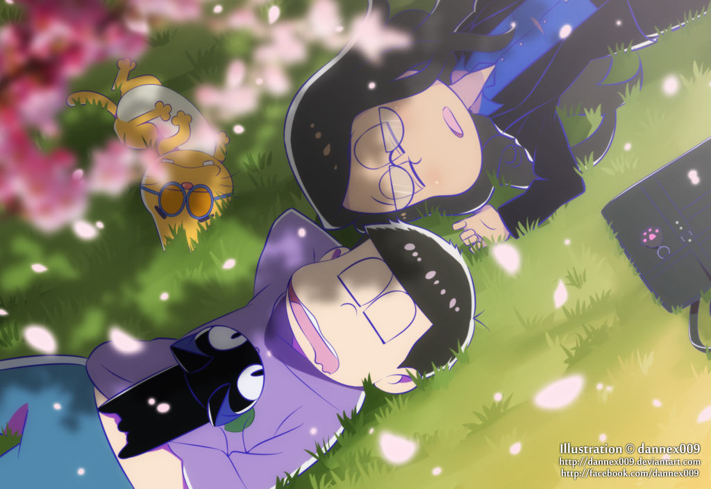 Commission - Clumsy and Ichimatsu