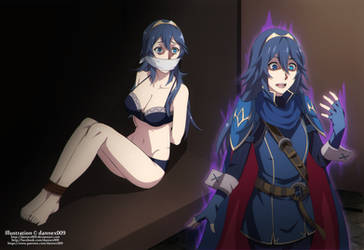 Commission - Fake Lucina 6/7