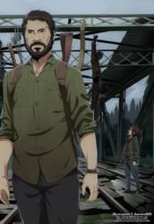 Commission - TLoU : Hanged man by dannex009