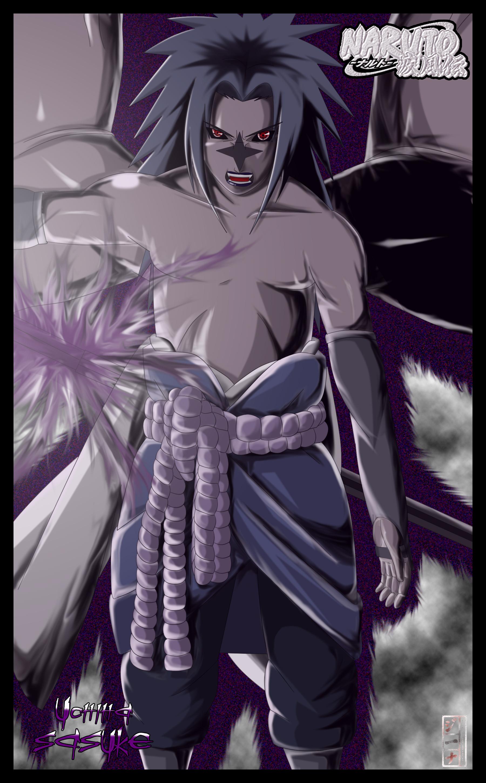 uchiha sasuke cursed seal 2 by dannex009 on deviantart sasuke
