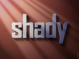 Shady by CiNiTriQs