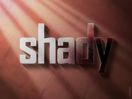 Shady Texturised by CiNiTriQs
