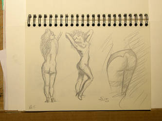 Doodles Studies Sketches10 by CiNiTriQs