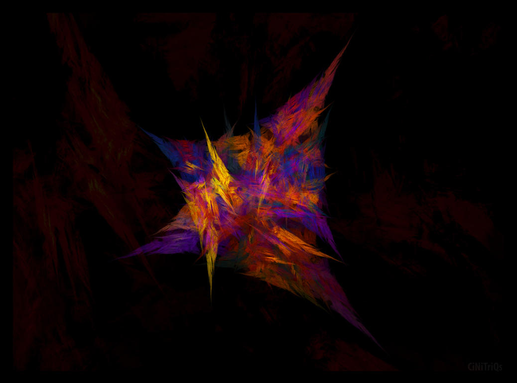 Fractalica Autumn's Gone by CiNiTriQs