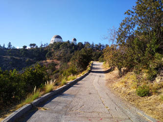 Griffith Observatory - LA