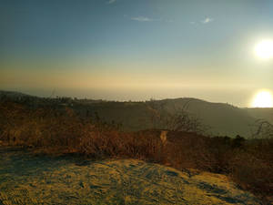 Top Of The World - Aliso Viejo - Sunset in the mak