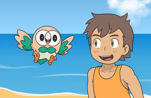 Lei/Rowlet (WorkInProgress)