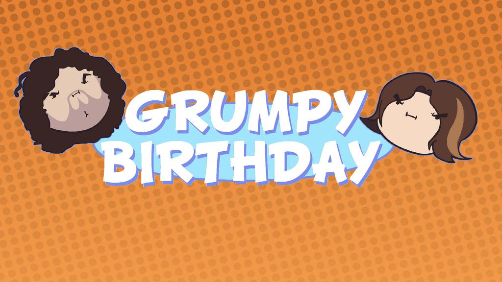 Game Grumps Birthday Card by Kailei-xoxo
