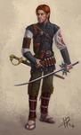 Fantasy character Donovan