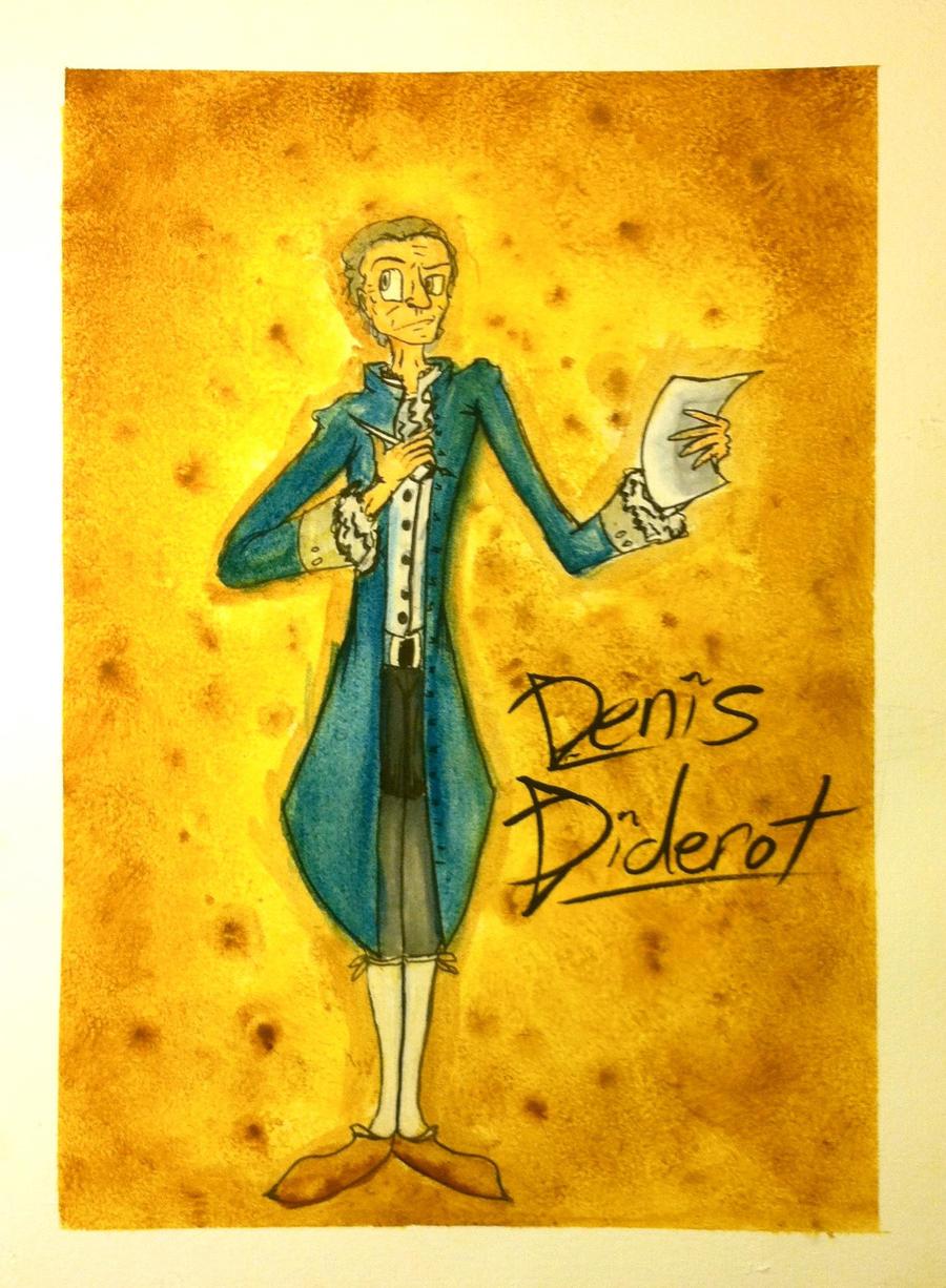 Denis diderot essay on painting