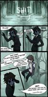 |Creepypasta Comic| ''I'll Be The Eyes''