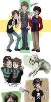 EverymanHYBRID Fanart Collage #1
