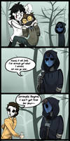 |Creepypasta Comic| Is That Yours?