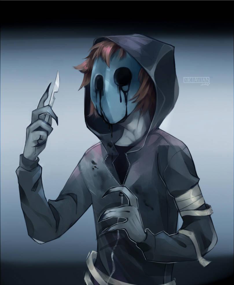 *Creepypasta Series* Eyeless Jack Minecraft Skin  |Eyeless Jack