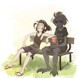 Summertime by 0ktavian