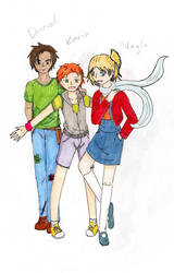 APH: Three of a kind