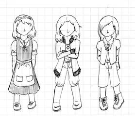 APH: Some outfits