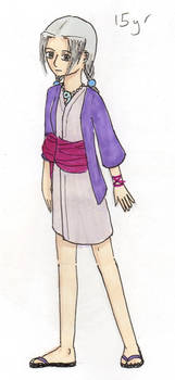 PW:AA: some extra outfits for Julia
