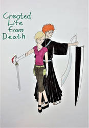 Bleach: Cover for Created Life from Death