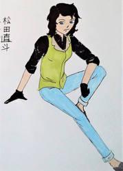 DCMK: Matsuda Naoto by Tsukiko75014