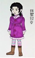DCMK: Moroboshi Chiyuki by Tsukiko75014