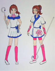 DCMK: Magical Girl Kazuha