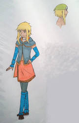 Naruto SI-OC: Kairi's new look
