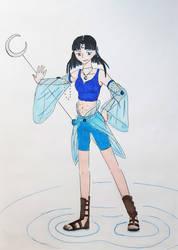 Redraw: Leah Moon