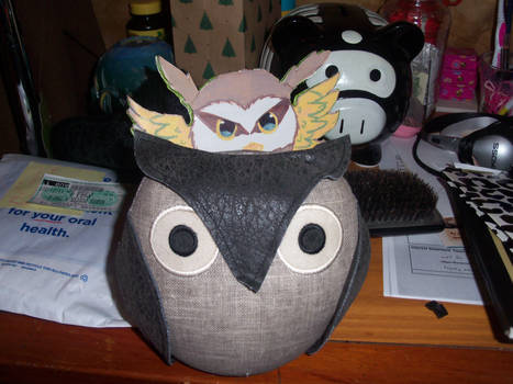 Owl, owl, pig...