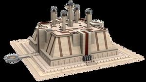 Ext: Jedi Temple