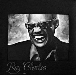 Hommage to Ray Charles by Kylheis