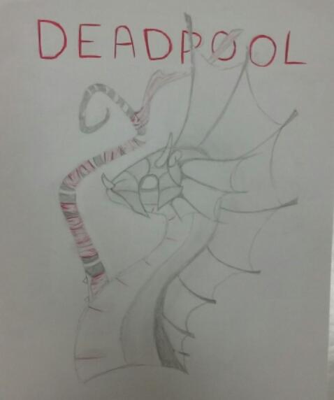 Deadpool by Major-Ren