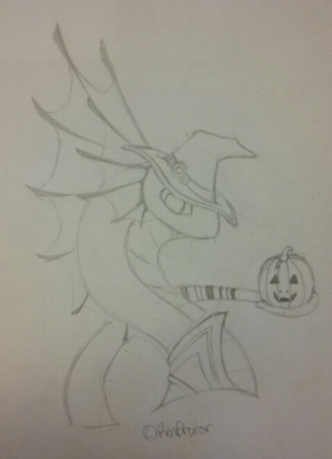 Pumpkin by Major-Ren