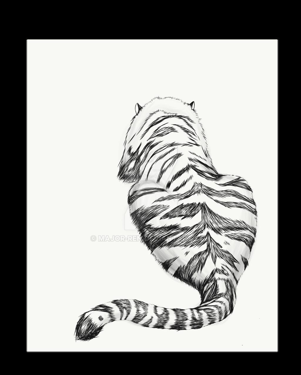 Tiger by Major-Ren