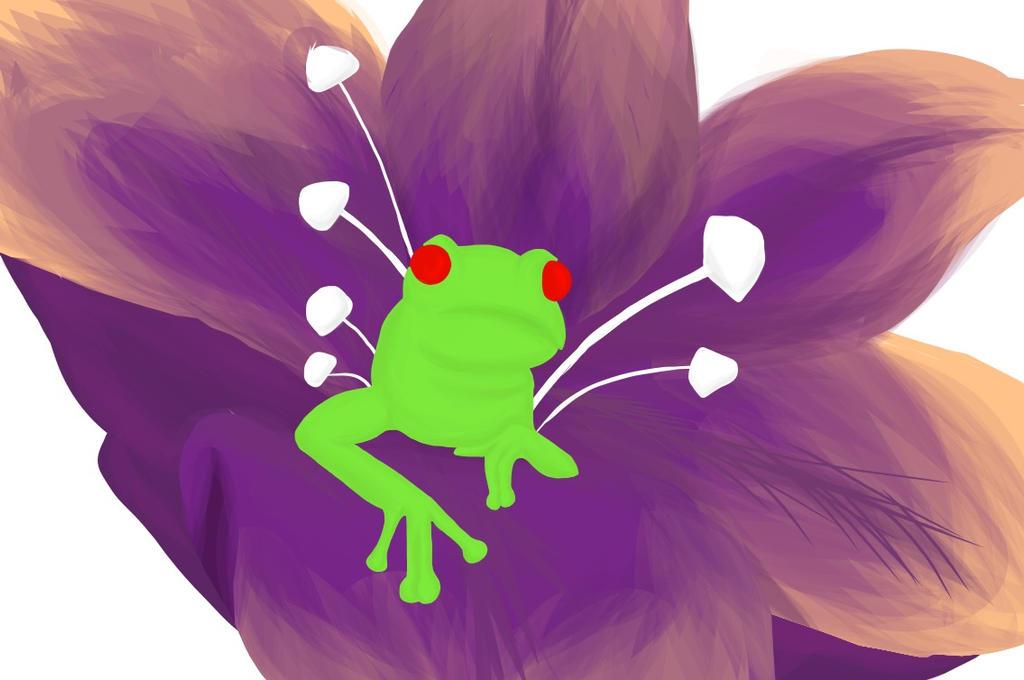 The Frog Returns by Major-Ren