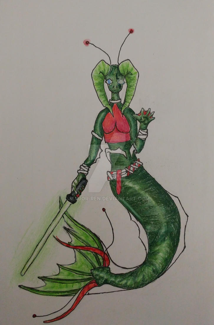 Mermay Day 4: Starwars by Major-Ren