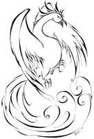Phoenix by riotycurls