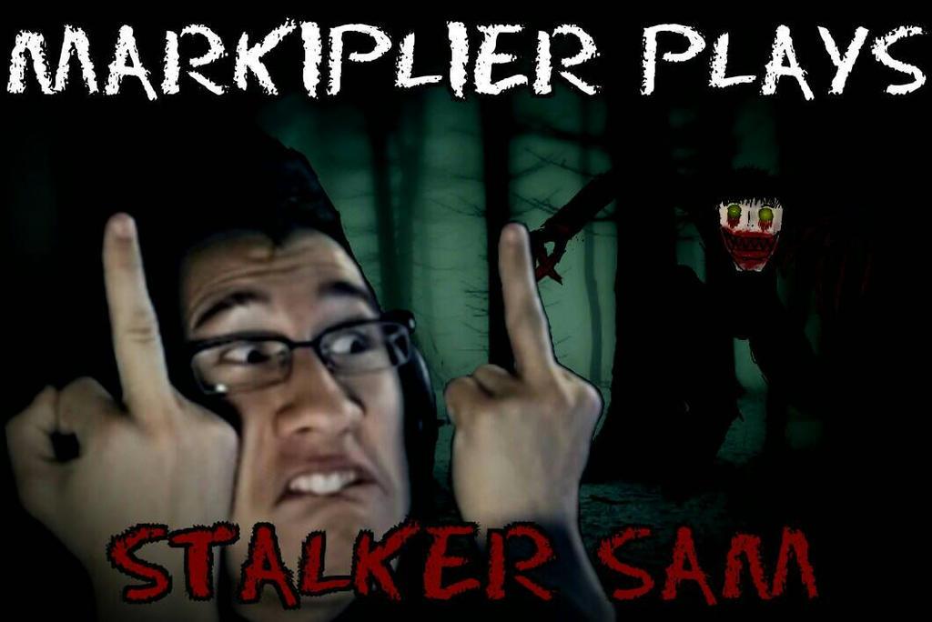 Jumpscare Galore! Markiplier plays Stalker Sam by yURITzEN